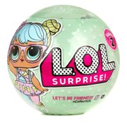 L.O.L. Surprise! Series 2 Wave 1 Bon Bon Big Sister LOL Doll Mystery Collectible MGA