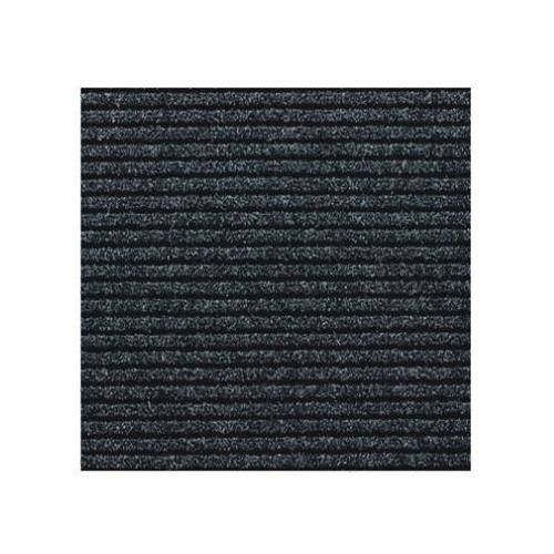 Multy Home Lp 1000244 36-Inch x 35-Ft. Floor Runner - Charcoal