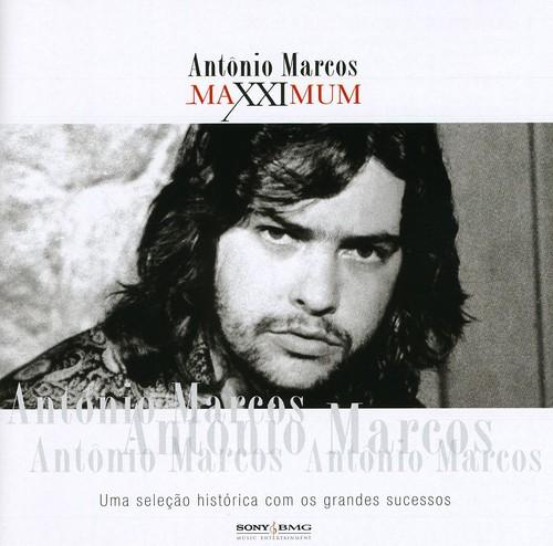 Antonio Marcos - Maxximum [CD]