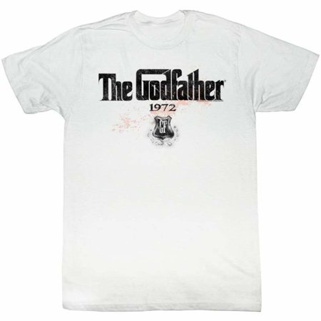 Godfather Movies 1972 Adult Short Sleeve T Shirt