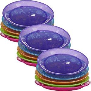 Munchkin Multi Plates - 15 Pack