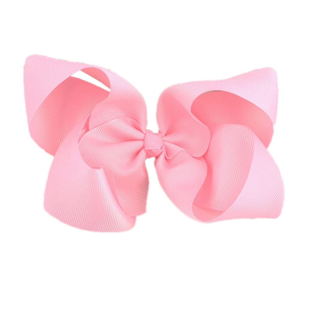 Big Hair Bow Boutique Grosgrain Ribbon Hairpins Hairpins Headwear For Women Girl