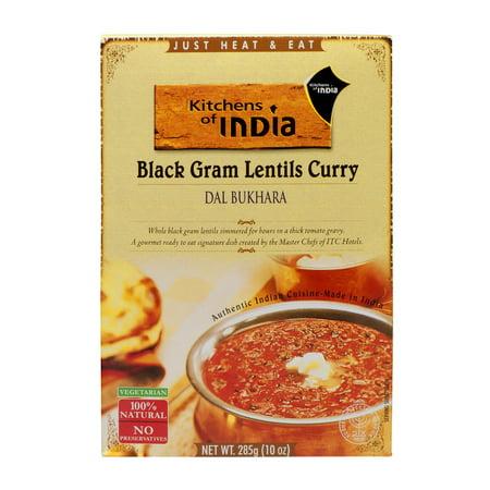 Black Gram Lentils Curry Kitchens Of India