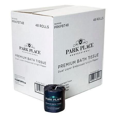 Standard Park Place - Park Place Premium Dual Layer Standard Toilet Paper, 48 Rolls