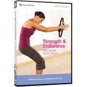 Stott Pilates: Strength & Endurance: Matwork With Props Dvd, Eng by