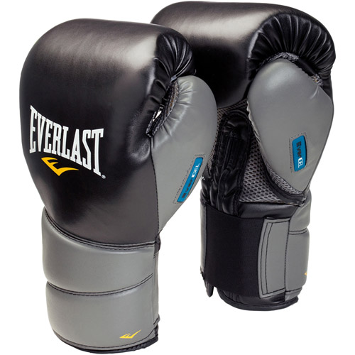 Everlast ProTex2 Evergel Training Gloves, Black