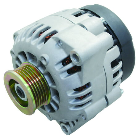 NEW Alternator Fits Chevrolet Astro Van Blazer S10 Gmc Jimmy Safari Sonoma Isuzu Hombre 2-YEAR WARRANTY