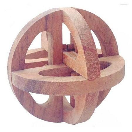 Gaya Game 560 6 Piece Sphere Puzzle - Sphere Puzzle