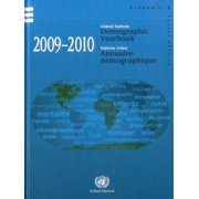 United Nations Demographic Yearbook 2009-2010 (Demographic Yearbook (Ser. R)) (Multilingual Edition) United Nations