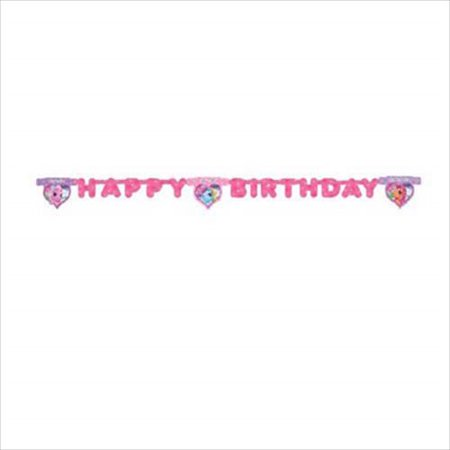 My Little Pony Happy Birthday Banner (5ft)