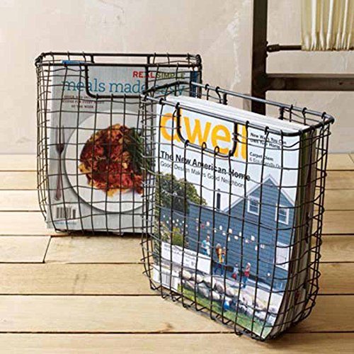 Design Ideas Cabo Magazine Rack by Design Ideas