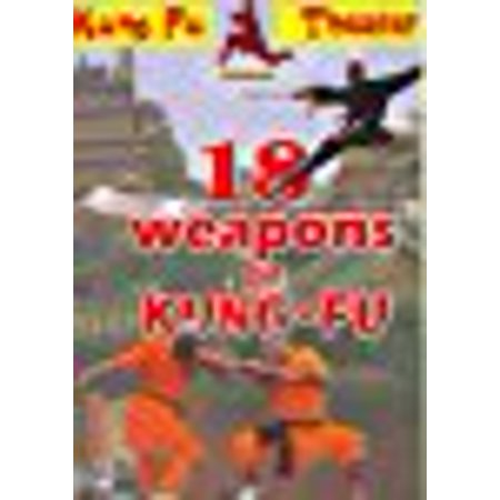 18 Weapons Of Kung-Fu (Dubbed In English) (Tino Halloween Dub)