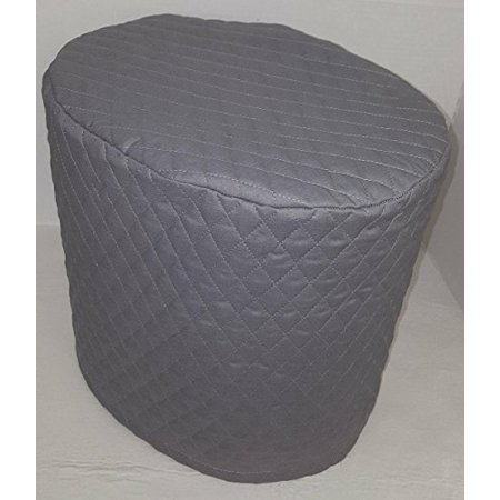 Quilted Cover Compatible with Keurig Coffee Brewing Systems (Gray, B40/B45/K45/K55, B60/K65, B145/K145) ()