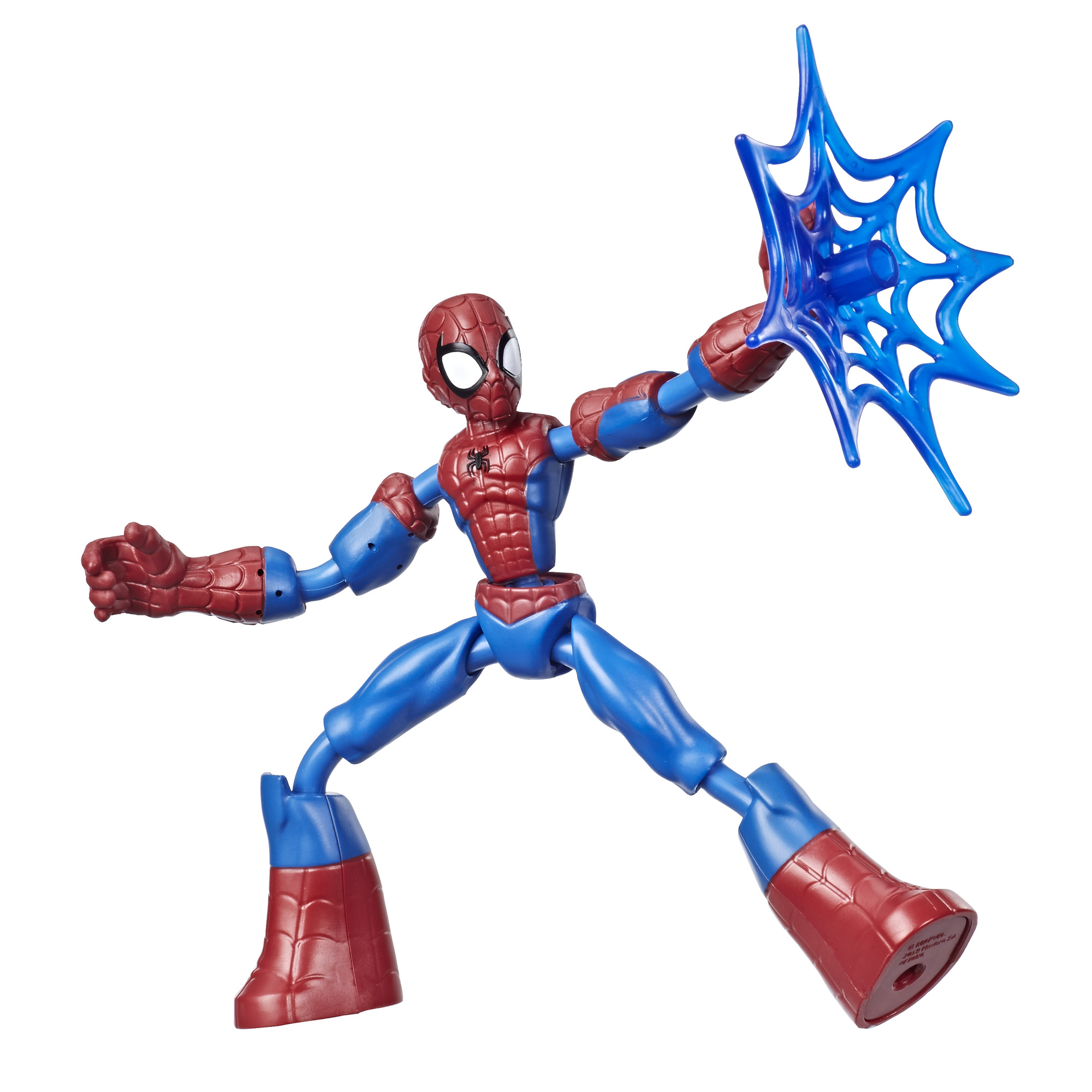 "Spider-ManIN STOCK MarvelSpider-Man 6/"" Bend and Flex Figures"