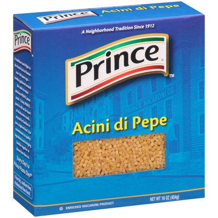 Prince? Acini di Pepe 16 oz. Box