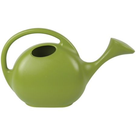 Plastec WC300FG 1.75 Gallon Green Large Watering Can
