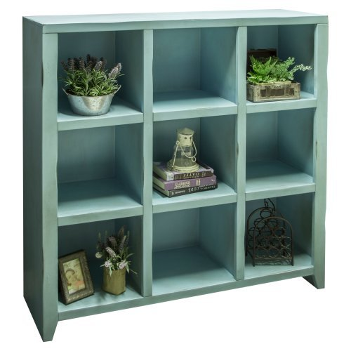 Legends Furniture Calistoga 9 Cube Bookcase