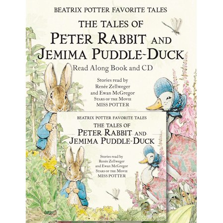 Beatrix Potter Favorite Tales: the Tales of Peter Rabbit and Jemima Puddle Duck Beatrix Potter Mrs Rabbit
