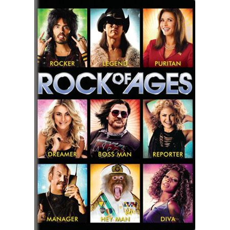 Halloween Born To Rock (Rock of Ages (DVD))