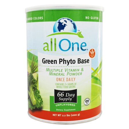 Image of All One - Green Phyto Base - 2.2 lbs.