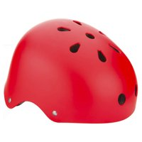 Evo Adult Chuck Cycling Helmet - Red