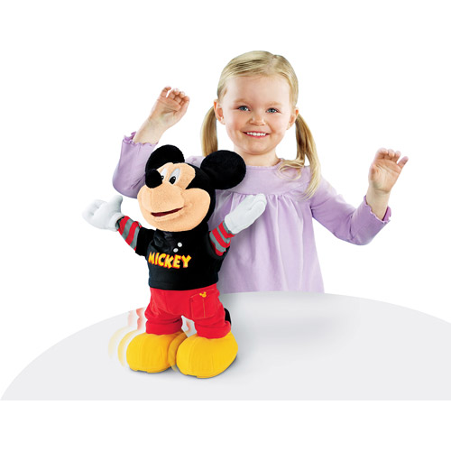 Disney Mickey Mouse Dance Star Mickey by Mickey Mouse