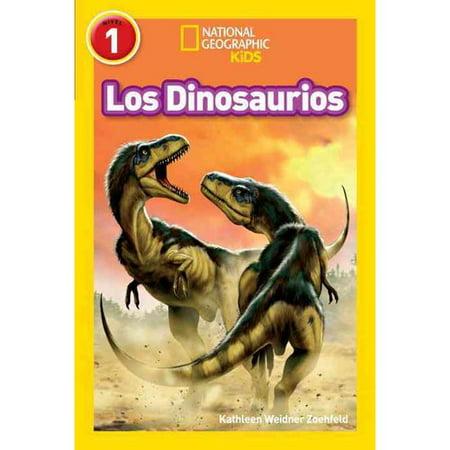 National Geographic Readers  Los Dinosaurios  Dinosaurs