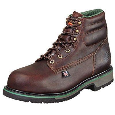 "Thorogood 6"" Static Dissipative Steel Toe Boot 804-4711 Boots"