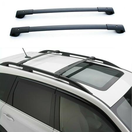 - Zimtown 150 lbs For 2014-2018 Subaru Forester Cross Bar Crossbar Roof Rack Durable