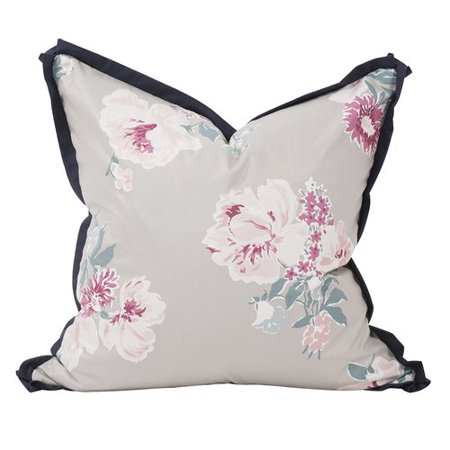 Madcap Cottage by Howard Elliott Collection Isleboro Eve Throw Pillow ()