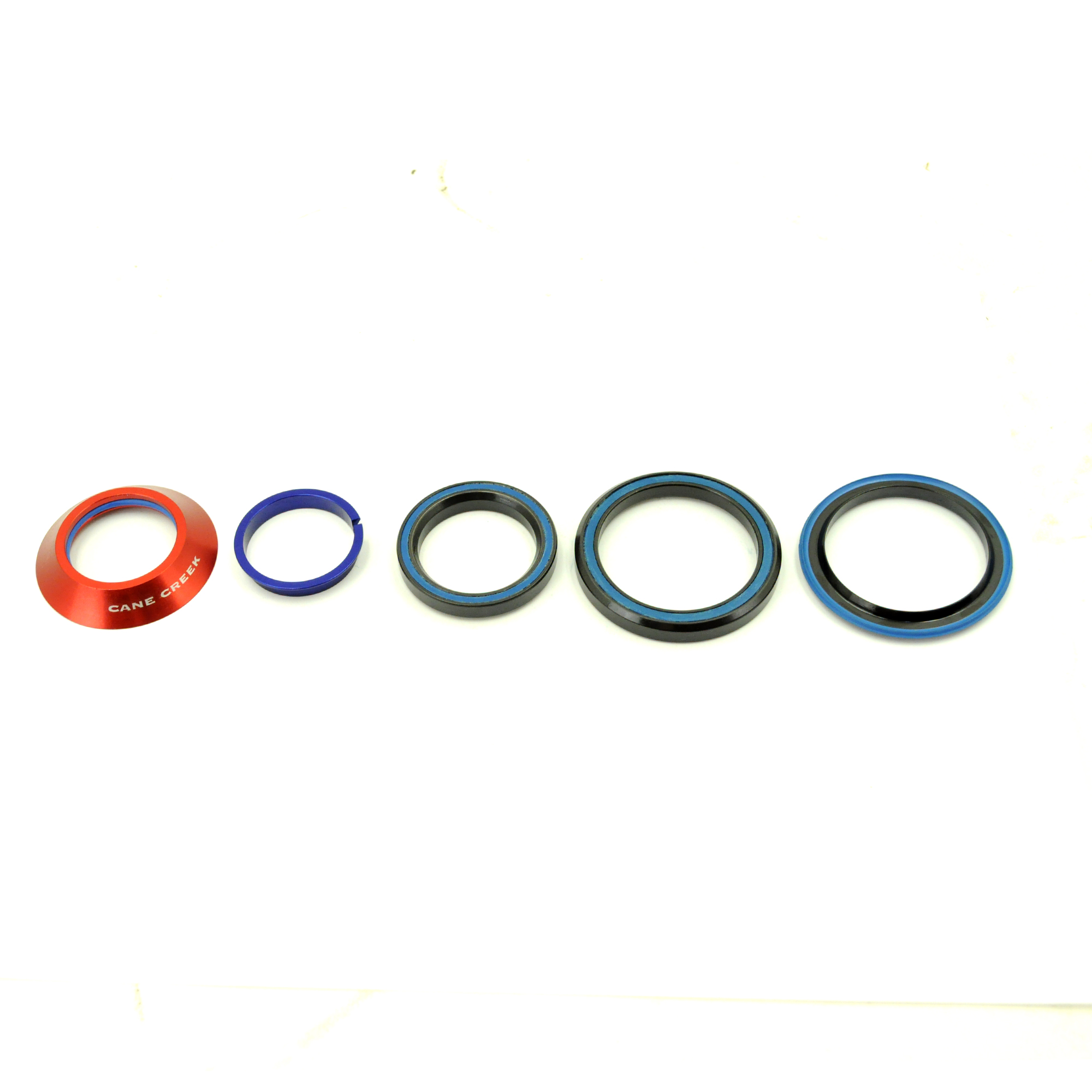 "1.5/"" Tapered Headset Assembly 40-Series Red Cane Creek IS3 E2 1-1//8/"""