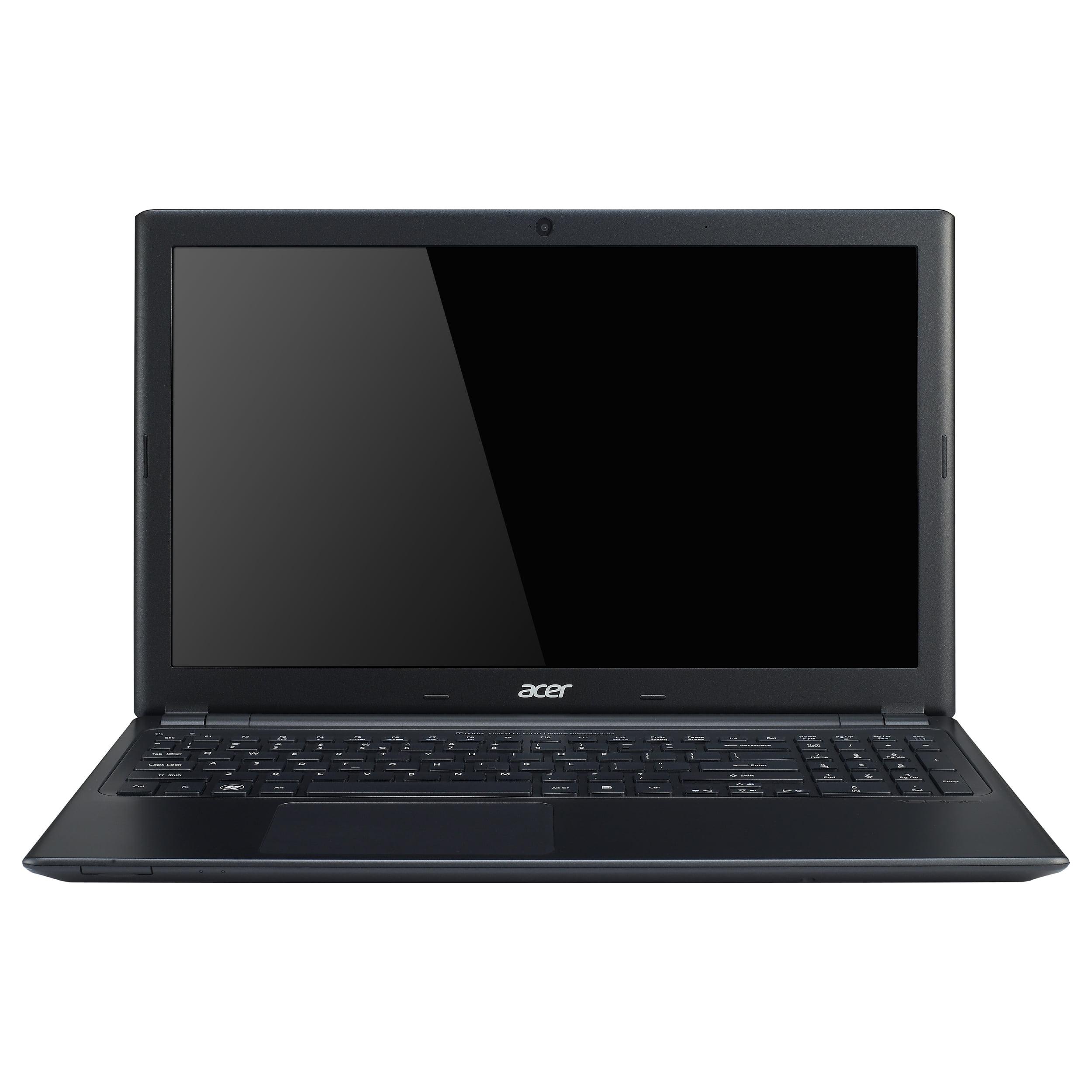 """Acer 15.6"""" Intel Core i5 1.8 GHz 6 GB Ram 500 GB HDD Wind..."""