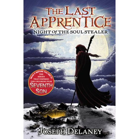 The Last Apprentice: Night of the Soul Stealer (Book (In The Dark Night Of The Soul)