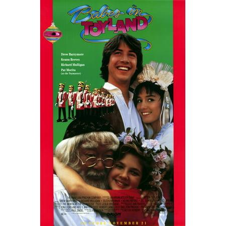 Babes in Toyland (1986) 11x17 Movie Poster](Steampunk Babes)