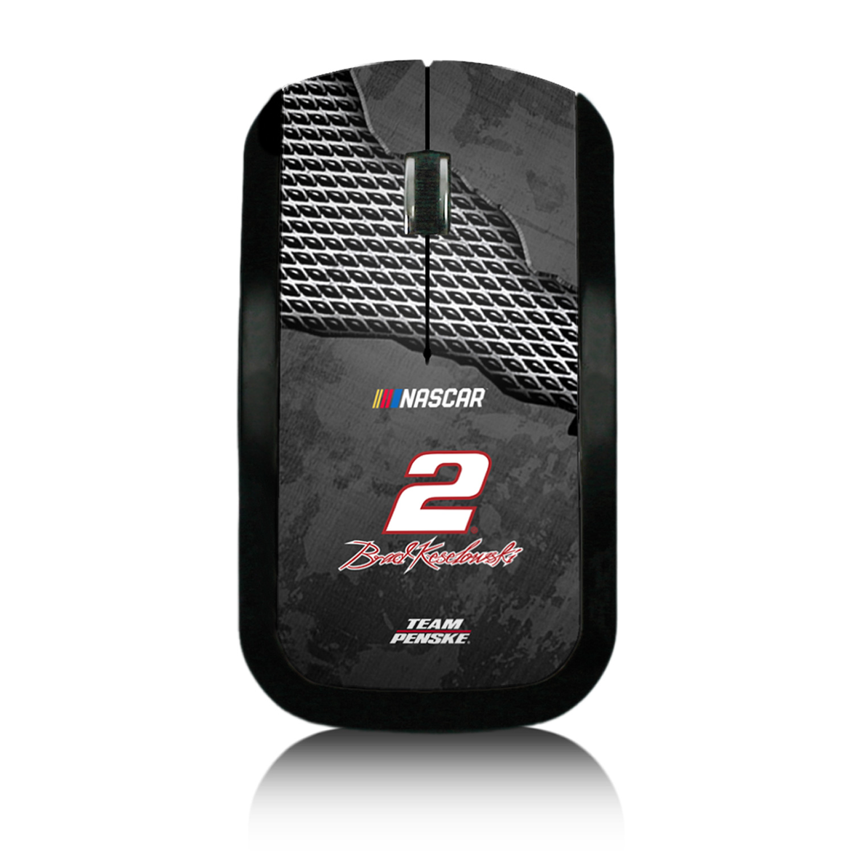 Brad Keselowski Wireless USB Mouse NASCAR