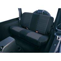Rugged Ridge 13261.01 Custom Neoprene Seat Cover Fits 97-02 Wrangler (TJ)
