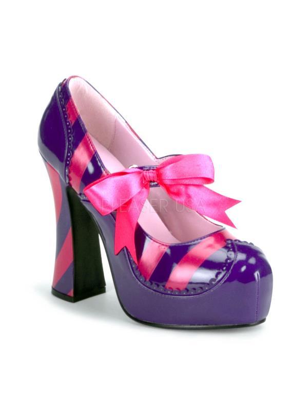 KITTY32/PURHP Funtasma Women's Shoes PURPLE/HOTPINK Size: 6