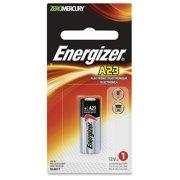Energizer A23 Electronic 12v Alkaline Battery - A23 - Alkaline - 12 V Dc (a23bpzct)