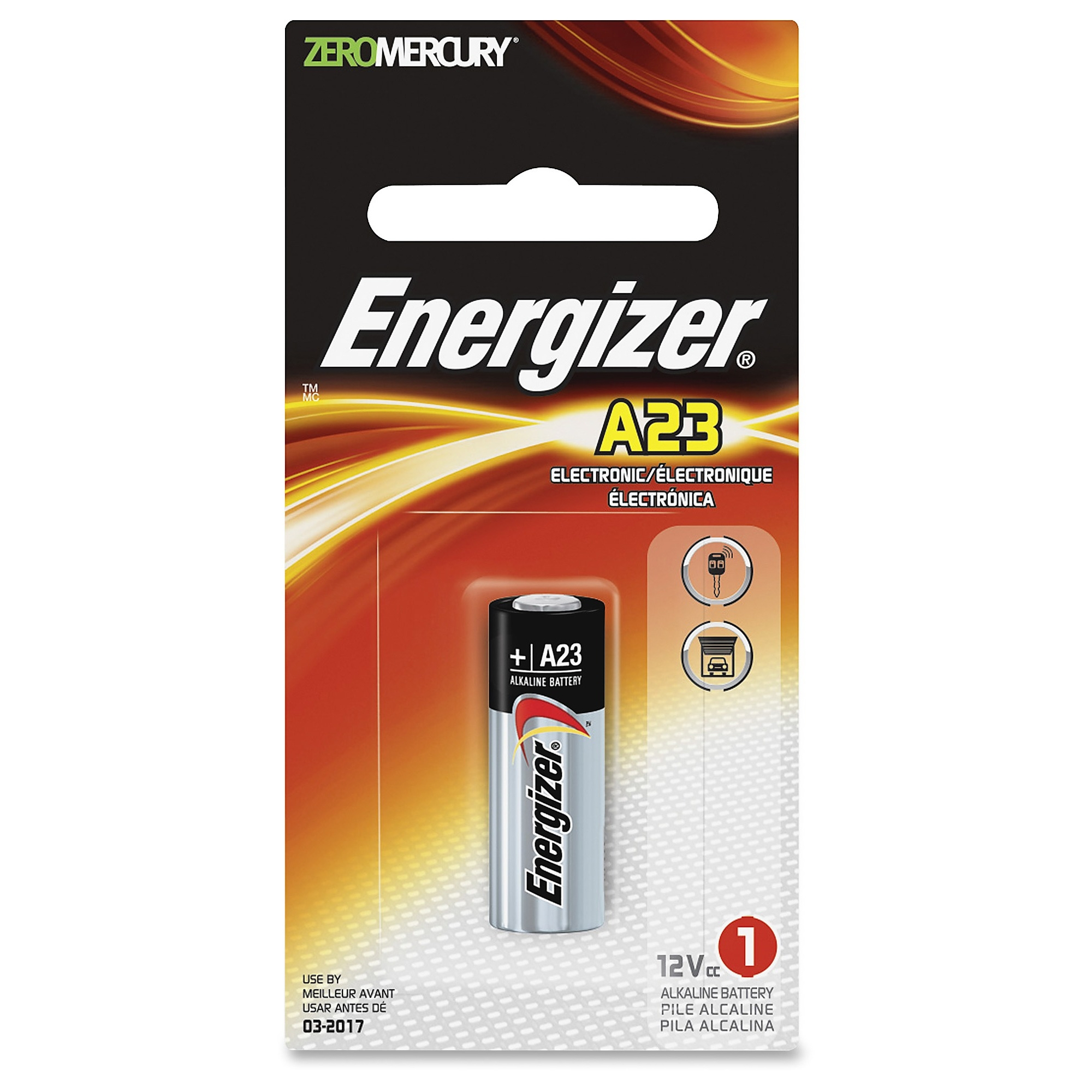 Eveready Energizer A23 Electronic 12v Alkaline Battery - ...