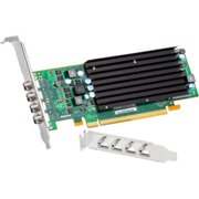 Matrox C420 E2GBLAF Low Profile, Pcie X16 Quad