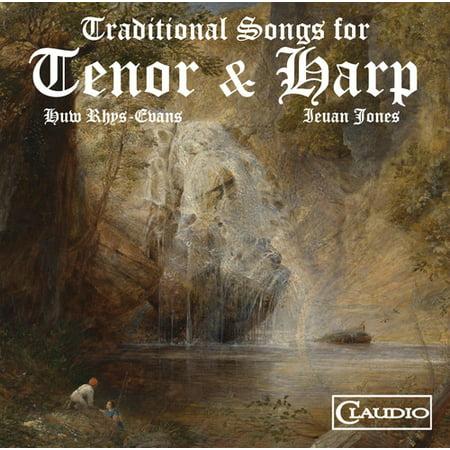 Tenor Harp - Traditional Songs for Tenor & Harp