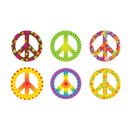 PEACE SIGNS PATTERNS CLASSIC ACCENTS VARIETY PACK (Peace World Peace Sign)