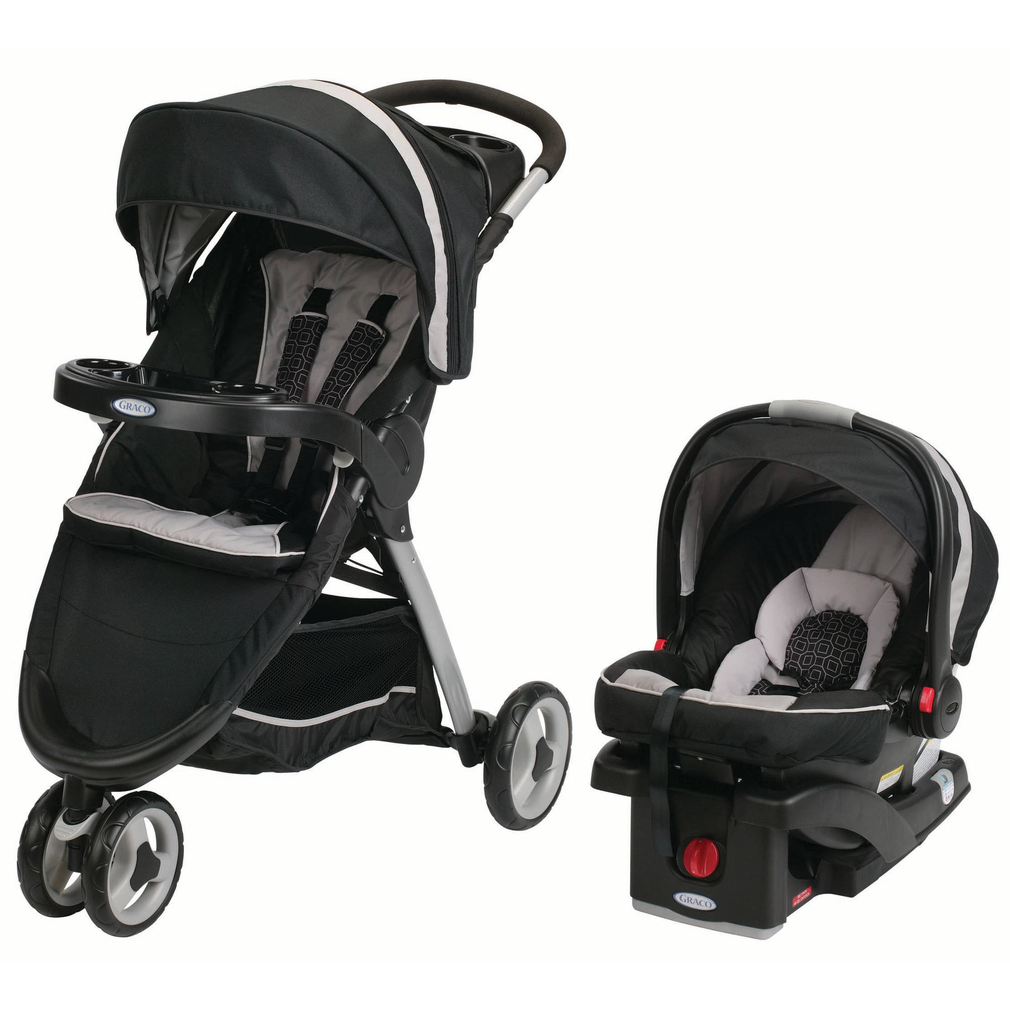 f3f03b1b78b Graco FastAction Fold Sport Click Connect Travel System