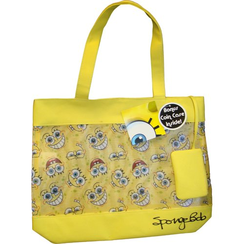 Nickelodeon Spongebob Beach Tote