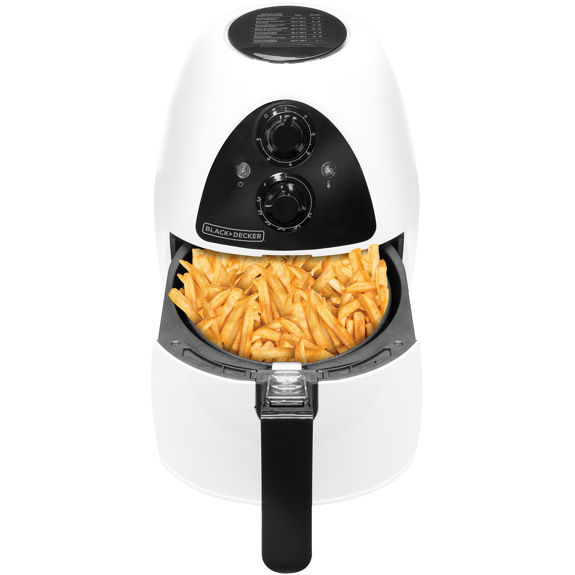 Black & Decker PuriFry Air Fryer, HF100WD