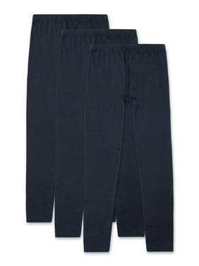 M Xersion Kids Thermal 2 Pc Set Top /& Bottom Pants Boys Size S L Black