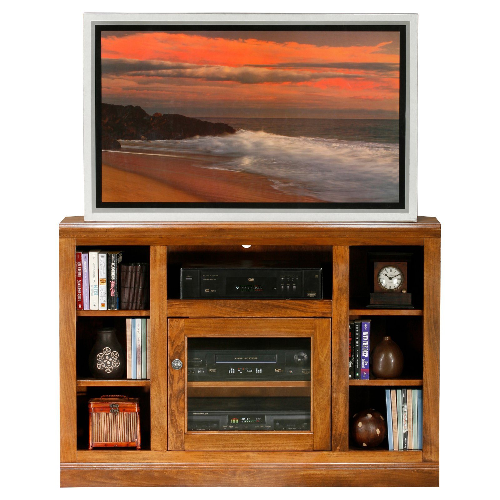 Eagle Furniture Coastal 45 in. Corner TV Stand