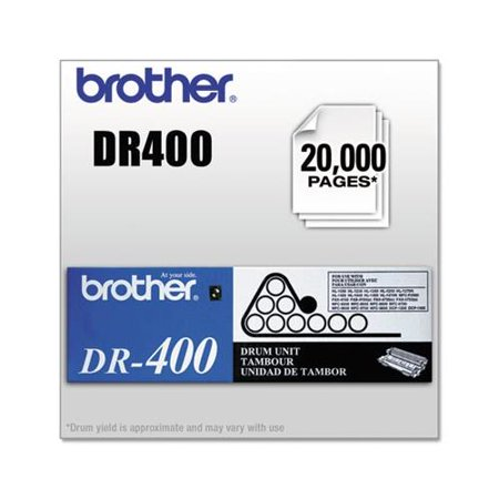 Brother DR400 Drum Cartridge BRTDR400 by