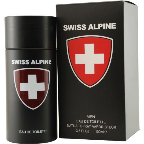 Swiss Alpine Edt Spray 3.4 Oz By Swiss Alpine