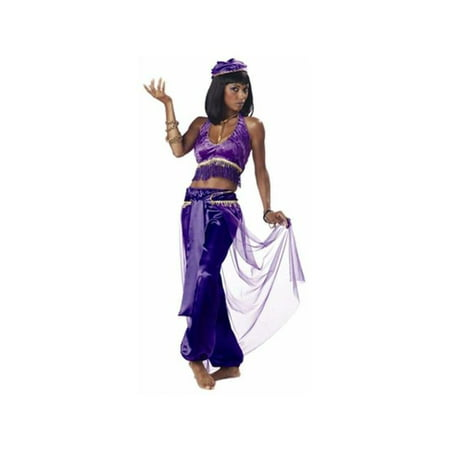 Adult Purple Belly Dancer